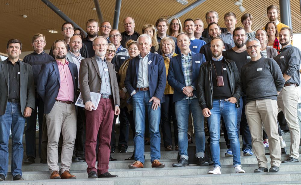 Konferens i mötet mellan krisövning och digitalisering